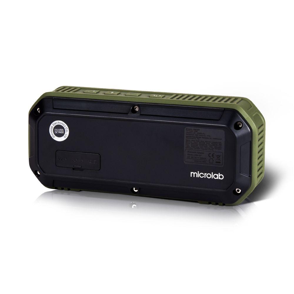 popup_photo_Портативная колонка Microlab D861BT black/green_0